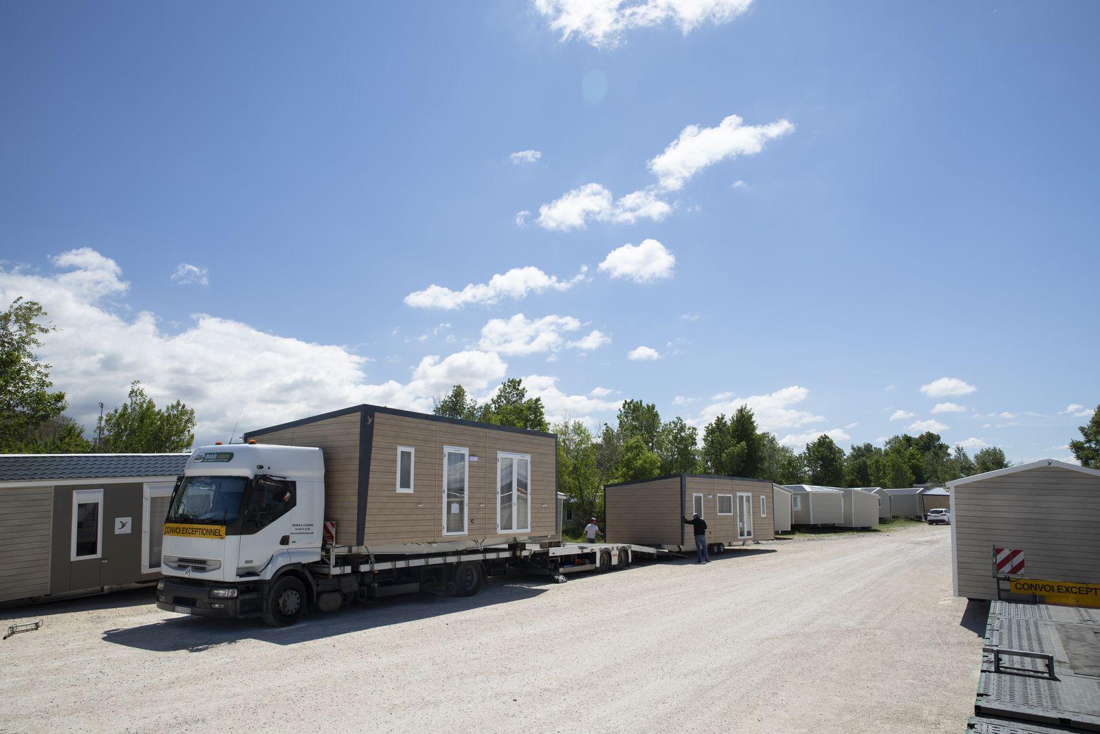residences trigano-reglementation-mobil-home-transport