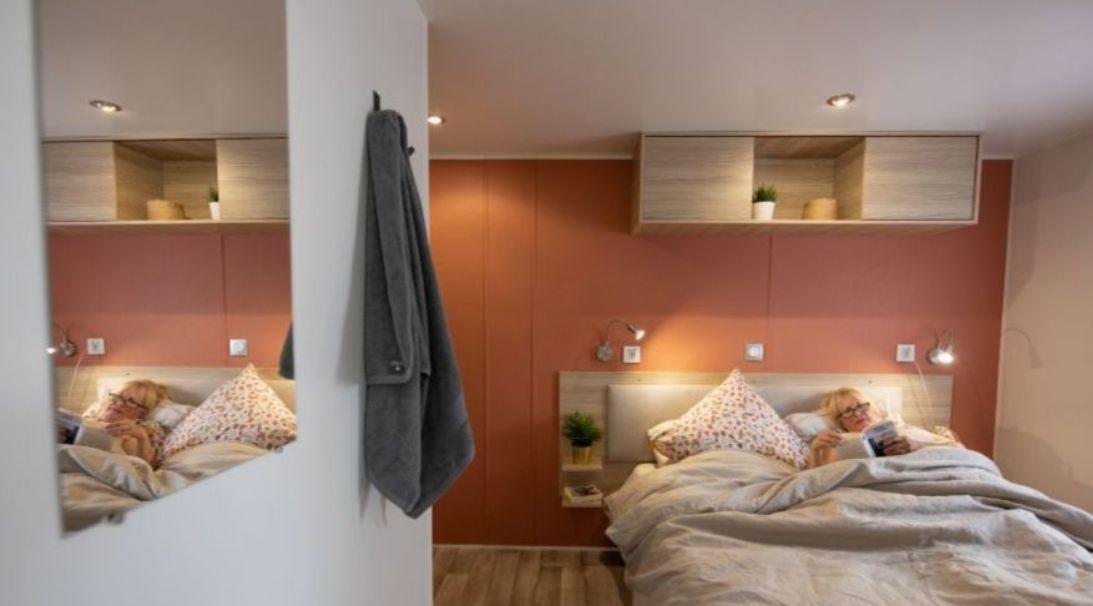 residences-trigano-Mobil-home-residentiel-gamme-residentielle-lit-matelas