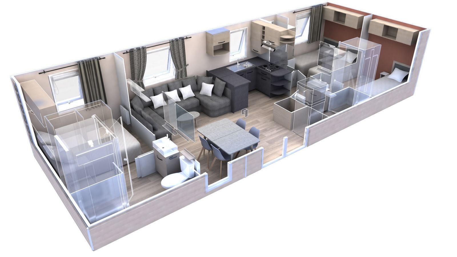 residences trigano-passion-3chambres-2sdb-plan-3D
