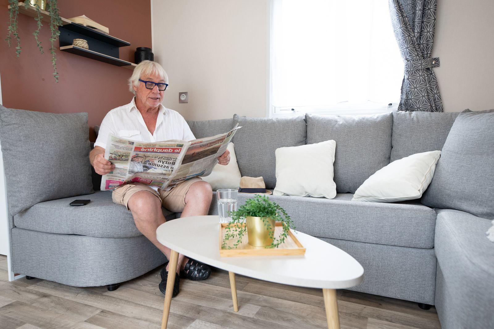 residence trigano-acheter un mobile home-vacances
