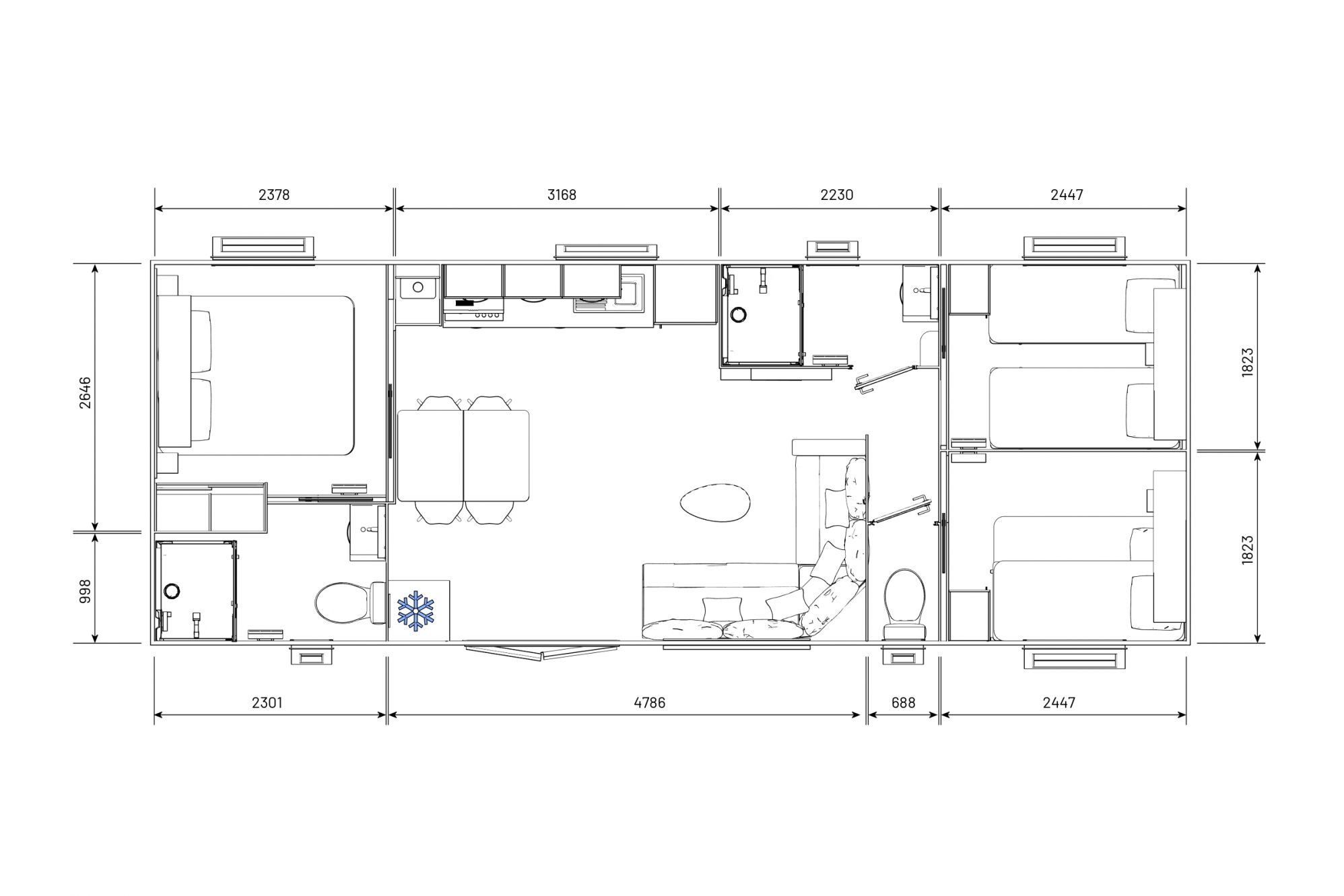 residences trigano-inspiration-3chambres-2sdb-plan-2D